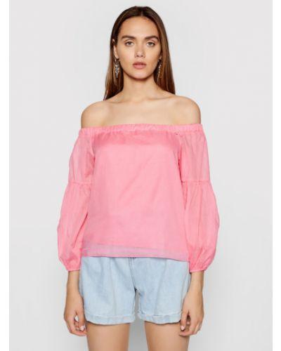 Różowa bluzka Rinascimento