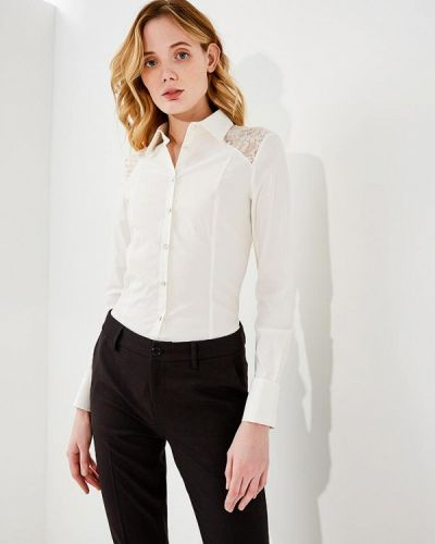 Белая блузка Liu Jo