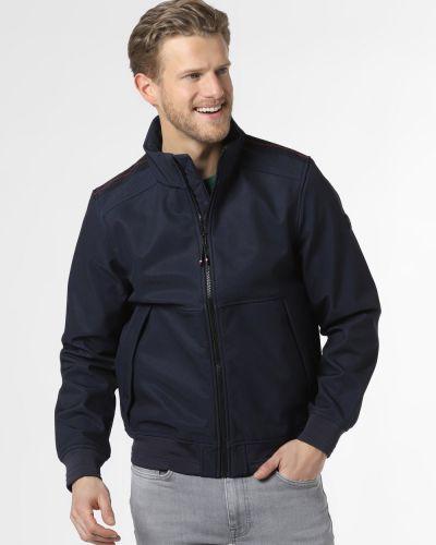 Niebieska kurtka sportowa Tom Tailor