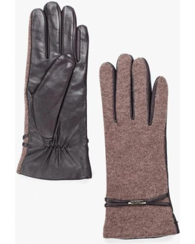 Кожаные перчатки Fabretti