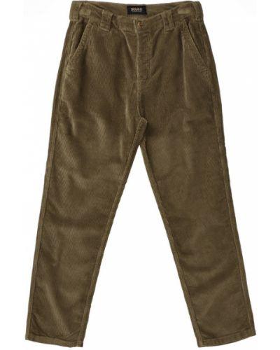 Zielone spodnie Deus Ex Machina