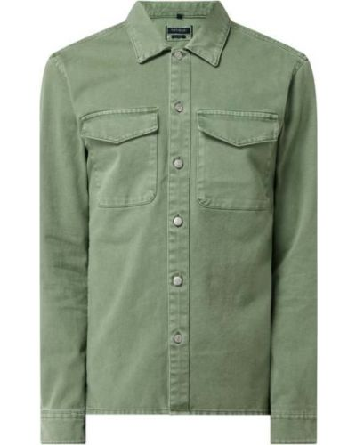 Koszula jeansowa - zielona Mcneal