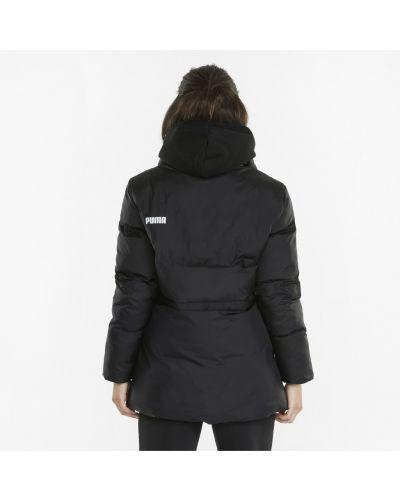 Дутая куртка - черная Puma