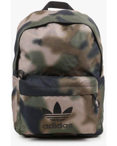 Текстильный рюкзак хаки Adidas Originals