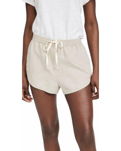 Льняные шорты Rachel Comey