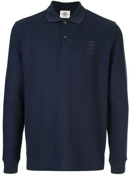Свободная классическая рубашка Kent & Curwen
