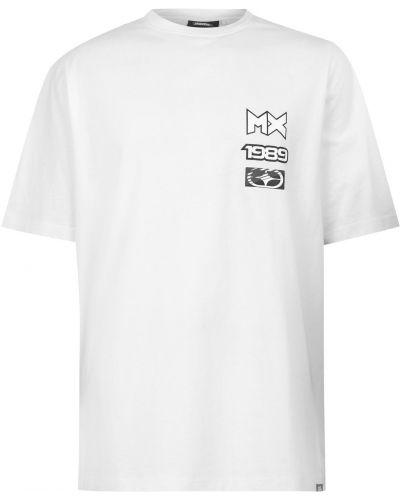 Koszula bawełniana krótki rękaw casual No Fear