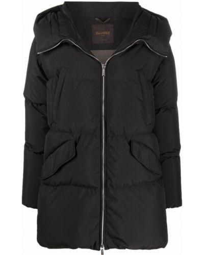 Куртка оверсайз - черная Moorer