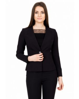 Черный пиджак Bialcon