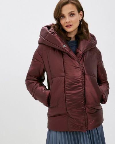 Утепленная красная куртка Trendyangel