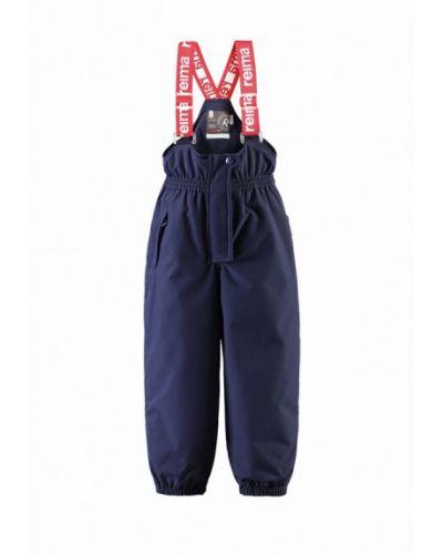 Синие брюки теплые Reima