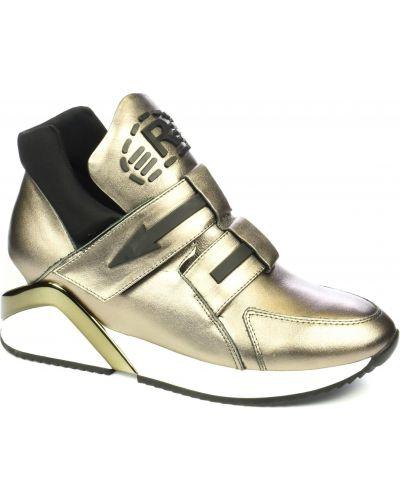 Кожаные кроссовки Saveno