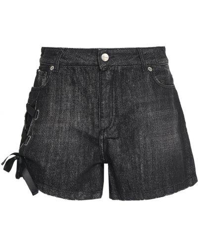 Czarne jeansy vintage Each X Other