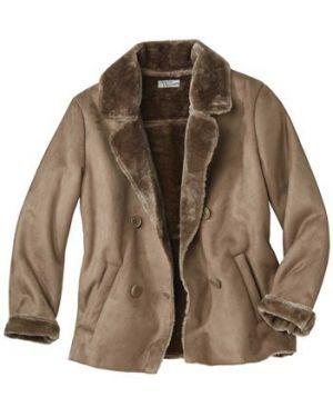 Утепленная куртка бархатная на пуговицах Atlas For Men