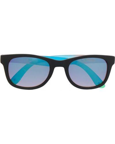 Черные солнцезащитные очки квадратные Molo Kids