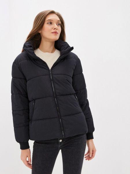 Утепленная куртка демисезонная черная Ovs