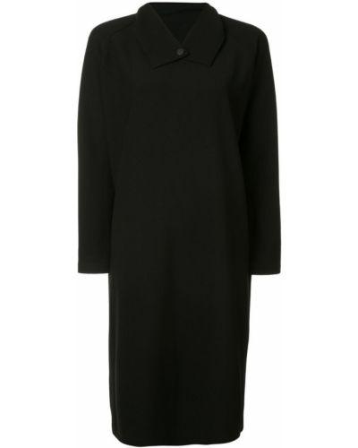 Платье макси длинное - черное Zambesi