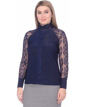 Блузка гипюровая с рукавом реглан Dream World