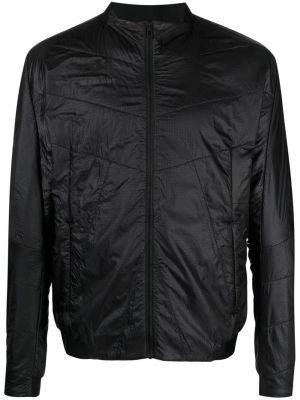 Дутая куртка - черная Mammut