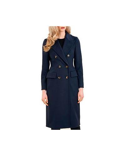 Пальто шерстяное пальто Luisa Spagnoli