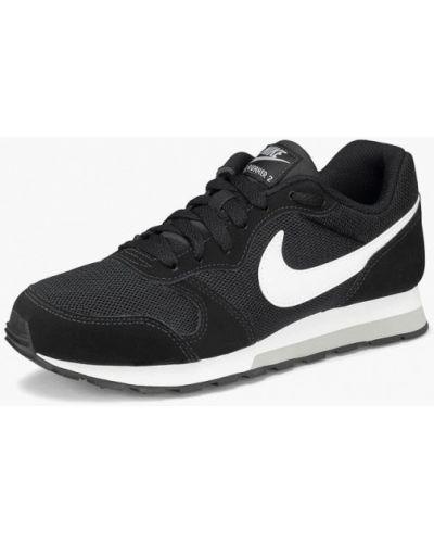 Кроссовки черные Nike