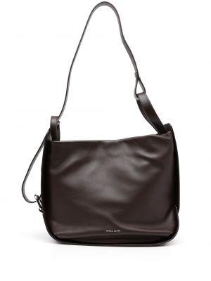 Кожаная сумка - коричневая Danse Lente