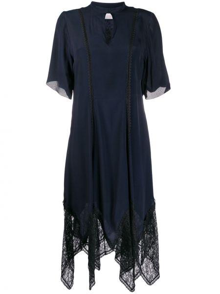 Платье с рукавами с воротником See By Chloe