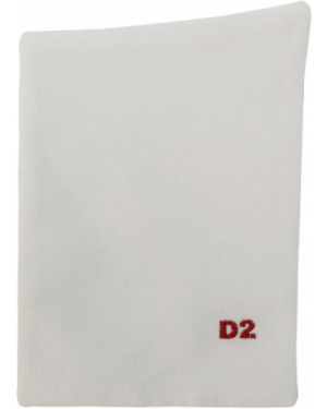 Платок белый с карманами Dsquared2