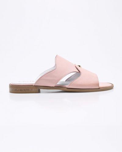 Розовые сандалии кожаный Chebello