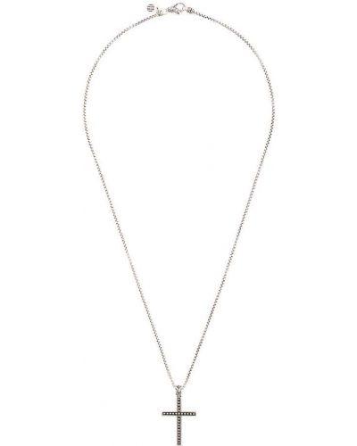 Ожерелье серебряный John Hardy