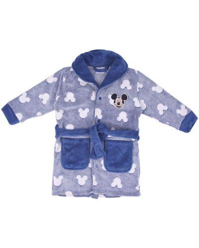 Niebieski szlafrok Mickey