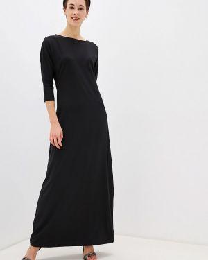 Вечернее платье на тонких бретелях осеннее Nothing But Love