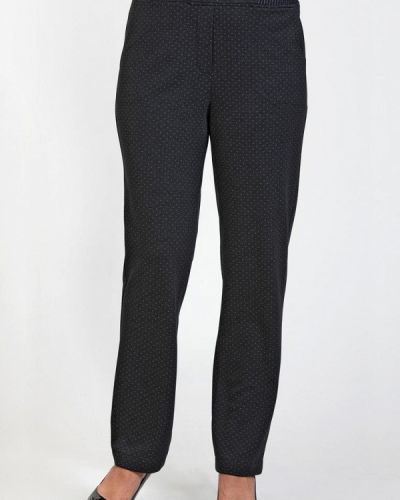 Прямые синие брюки Prima Linea