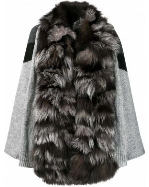 Акриловое пальто S.w.o.r.d 6.6.44