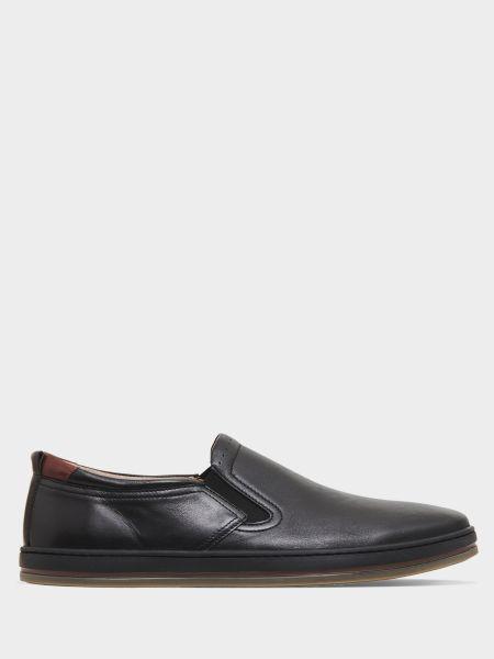 Кожаные полуботинки - черные Kadar