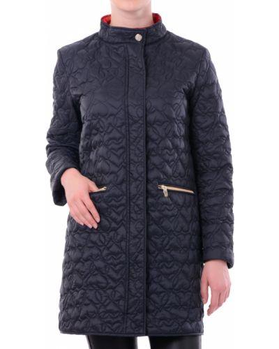 Куртка из полиэстера - синяя Armani Jeans