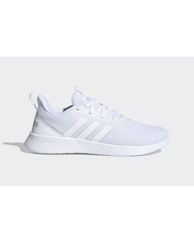 Półbuty - białe Adidas