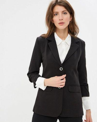 Пиджак черный Yumi