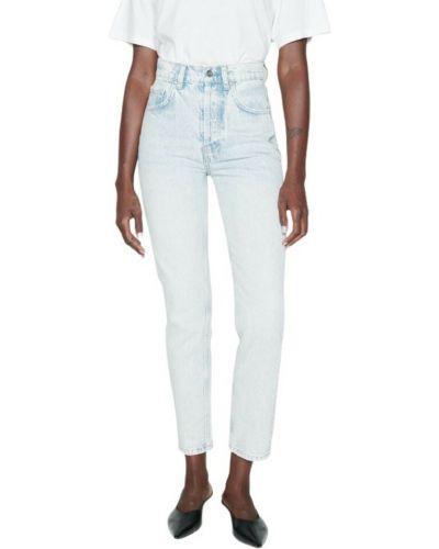 Niebieskie mom jeans Anine Bing