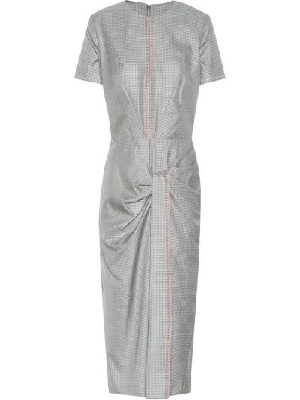 Платье миди шелковое модерн Roland Mouret