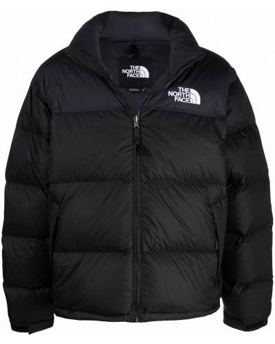 Черная куртка на шпильке The North Face