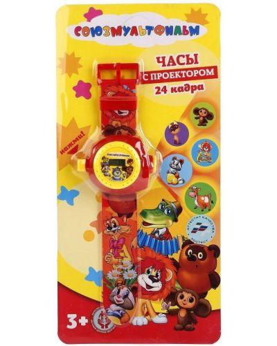 Часы детский пластиковый умка