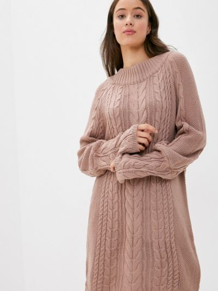 Бежевый свитер Liana