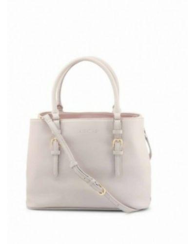 Różowa torebka Valentino By Mario Valentino