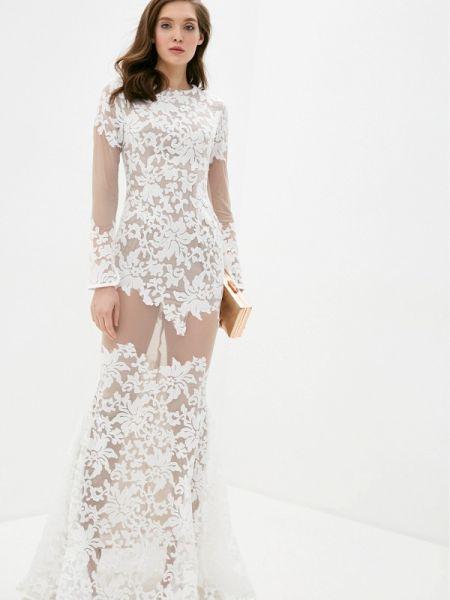 Вечернее платье - белое Nothing But Love