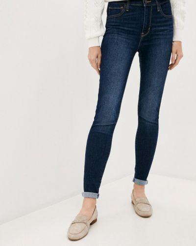 Синие джинсы-скинни узкого кроя Levi's®
