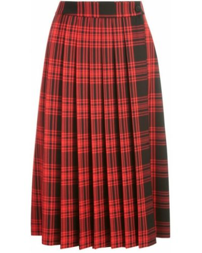 Czerwona spódnica Parosh
