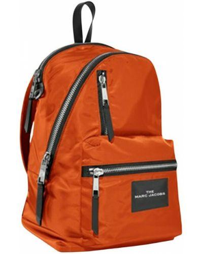 Plecak - pomarańczowy Marc Jacobs