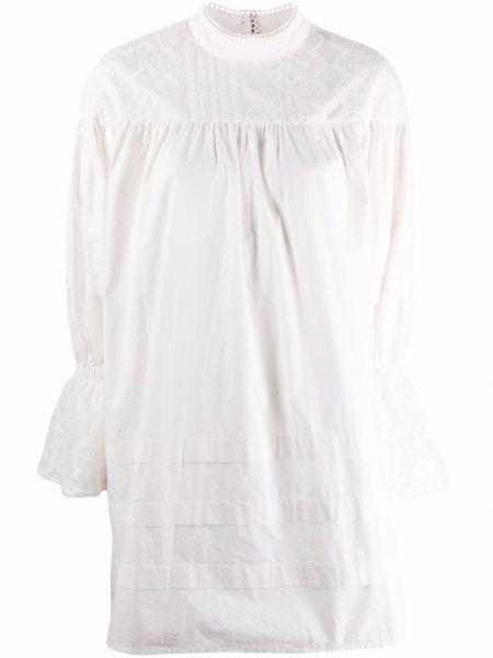 Платье макси длинное - белое One Teaspoon