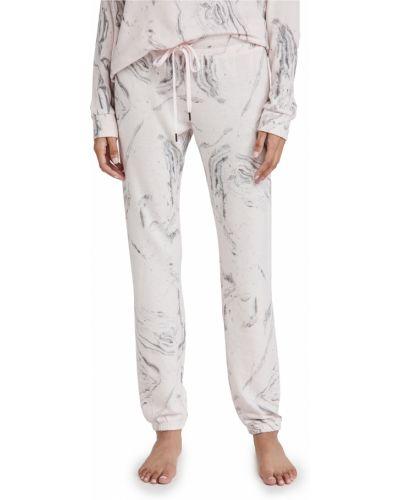 Текстильные розовые брюки на резинке Pj Salvage